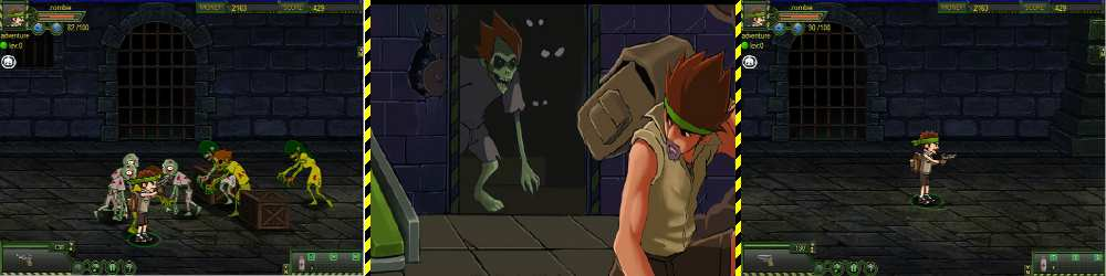 Bio Zombie screenshots