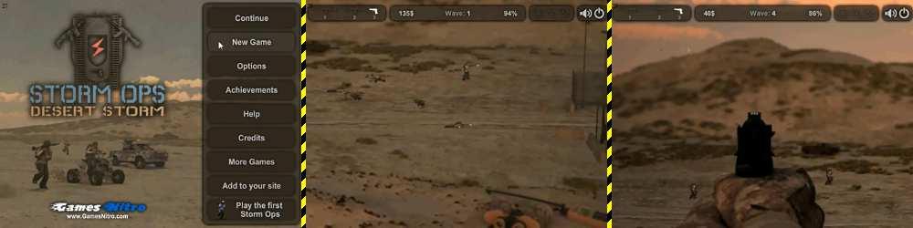 Storm Ops 2 screenshots