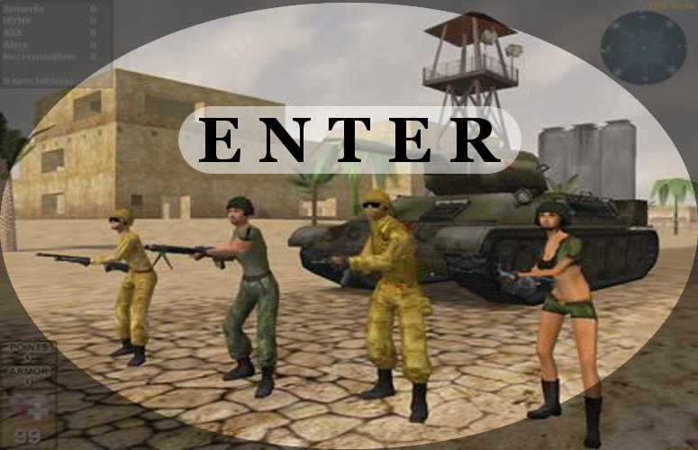 2 player games online shooting